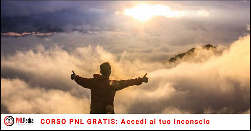 Corso PNL Gratis Ticino Bellinzona Lugano Locarno inconscio