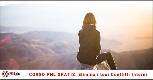 Corso PNL gratis conflitti interni Ticino